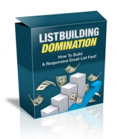 List Building Domination Video with Personal Use Rights