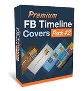 Premium FB Timeline Covers Graphic with Personal Use Rights