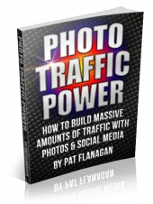 Photo Traffic Power eBook with Resell Rights
