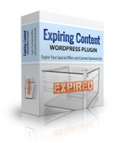 Expiring Content Plugin Software with Personal Use Rights