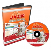 JVZoo Affiliate Explosion Video with private label rights