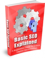 Basic SEO Explained eBook with Master Resale Rights