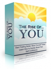 The Rise Of You eBook with Personal Use Rights