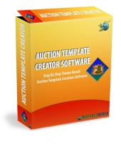Auction Template Creator Software with Master Resell Rights