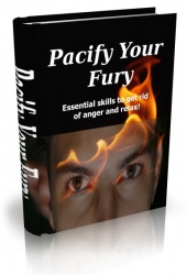 Pacify Your Fury eBook with private label rights