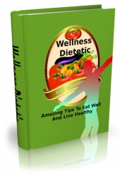 Wellness Dietetic eBook with private label rights