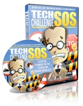 Tech Challenge SOS Video with Master Resell Rights