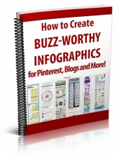 How to Create Buzz-Worthy Infographics eBook with Personal Use Rights