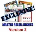 85 Niche Sites With Admin Areas Software with Master Resale Rights