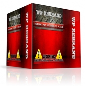 WP ReBrand Software with Master Resell Rights