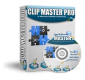 Clip Master Pro Software with Master Resell Rights