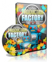 Digital Product Production Factory Video with Master Resell Rights