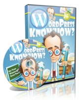 WordPress Know How Video with Master Resell Rights