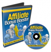 Affiliate Bonus Booster Video with Master Resell Rights