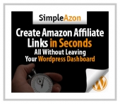 Simple Azon Plugin Software with Personal Use Rights