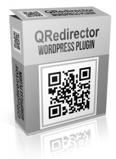 QRedirector Wordpress Plugin Software with Personal Use Rights