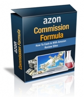 Azon Commission Formula Video with Personal Use Rights