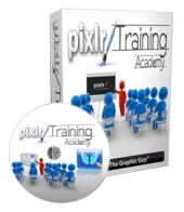 Pixlr Training Academy Video with Personal Use Rights