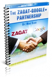 The Zagat Google+ Partnership eBook with Personal Use Rights