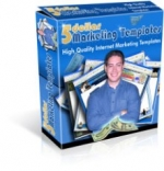5 dollar Marketing Templates Template with Master Resale Rights