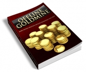 Offline Goldmine eBook with Resell Rights