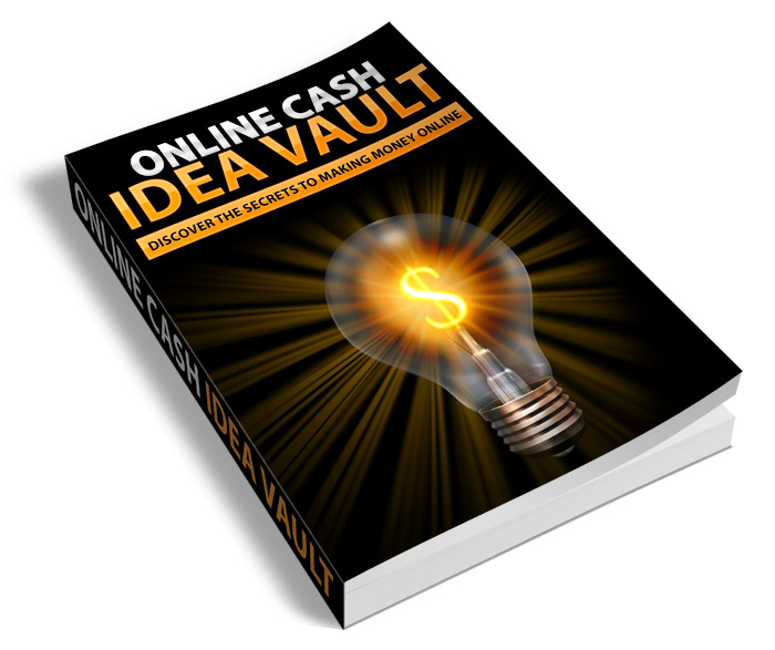 Online Cash Idea Vault
