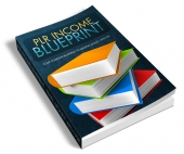 PLR Income Blueprint eBook with Resell Rights