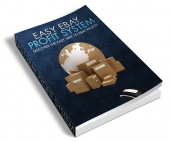 Easy EBay Profit System eBook with Resell Rights
