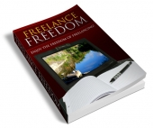 Freelance Freedom eBook with Resell Rights