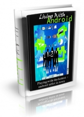 Living With Android eBook with private label rights