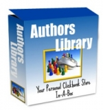 Authors Library : Clickbank Store Software with Master Resale Rights