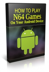 How To Play N64 Games On Your Android Device Video with Master Resell Rights