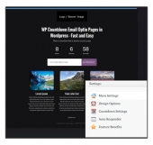 WP Opt-in Countdown Plugin Software with Personal Use Rights