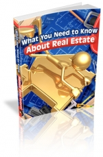 What You Need to Know About Real Estate eBook with Master Resale Rights