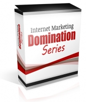 The Internet Marketing Domination Series Audio with Master Resell Rights