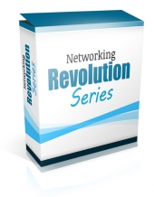 Networking Revolution Series Audio with Master Resell Rights