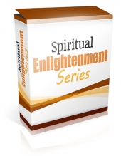 Spiritual Enlightenment Series Audio with Master Resell Rights