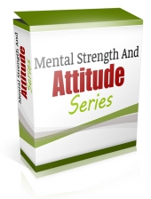 Mental Strength And Attitude Series Audio with private label rights