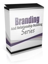 Branding And Relationship Building Series Audio with Master Resell Rights