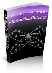 What Is The Next Social Network eBook with Private Label Rights