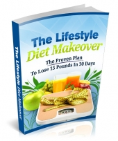 The Lifestyle Diet Makeover eBook with Private Label Rights
