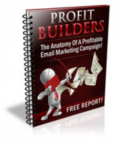 Profit Builders eBook with Personal Use Rights