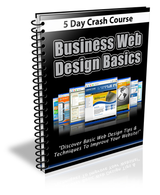 Business Web Design Basics Course
