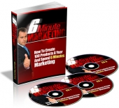 Six Minute Marketing Audio with Private Label Rights