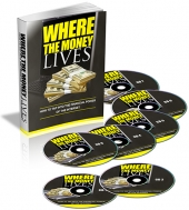 Where The Money Lives Audio with Private Label Rights