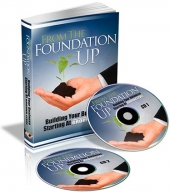 From The Foundation Up Audio with Private Label Rights