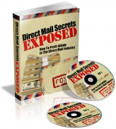 Direct Mail Secrets Exposed Audio with Private Label Rights