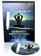 Serenity Meditation Audio Audio with Master Resell Rights