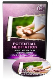 Potential Meditation Audio Audio with Master Resell Rights