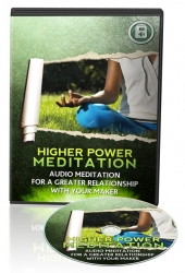 Higher Power Meditation Audio Audio with Master Resell Rights